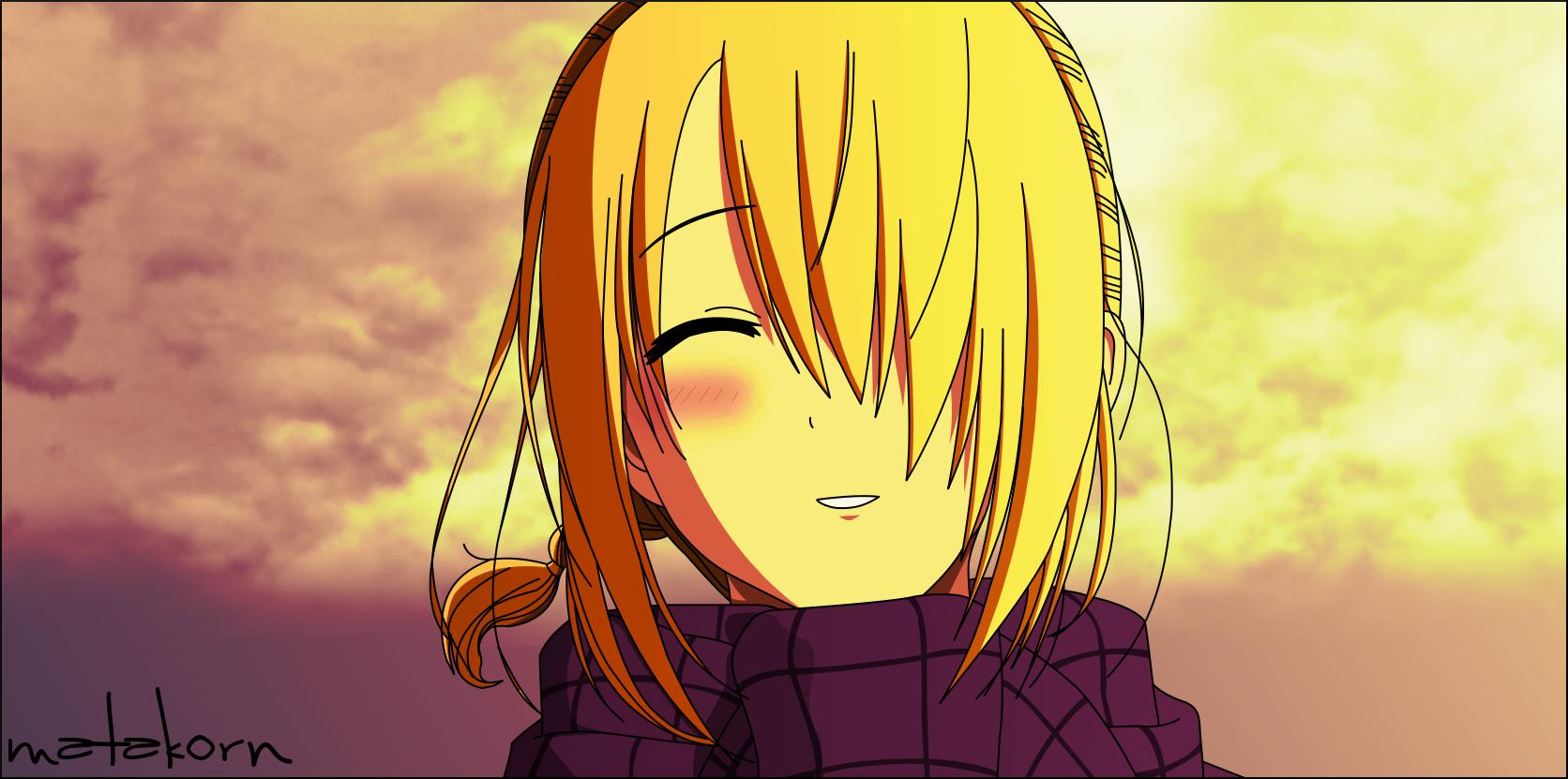 Beelzebub- Hilda's smile by matakorn