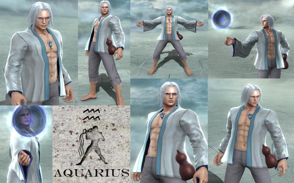 Soul Calibur V CAS - Aquarius by MorganOperandi