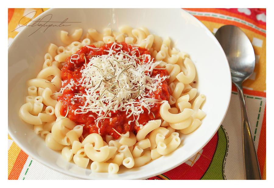 Macaroni by VintageWarmth