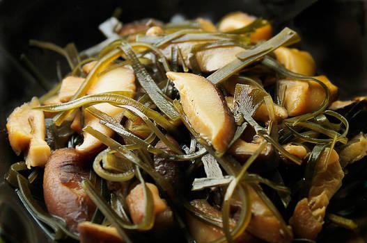 Japanese Delight - Kiridashi Kombu Salad