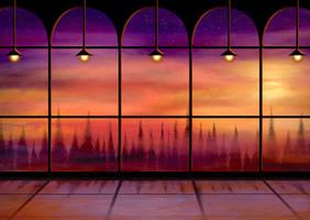 Sunset Medley by ScarletWarmth