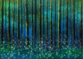 Dance of the Fireflies by ScarletWarmth