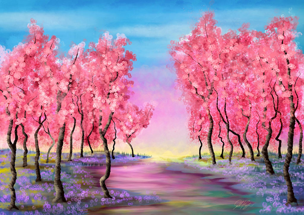 pretty in pink stream