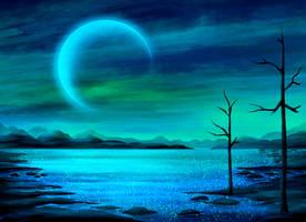 Bioluminescence by ScarletWarmth