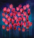 Crimson Poppies