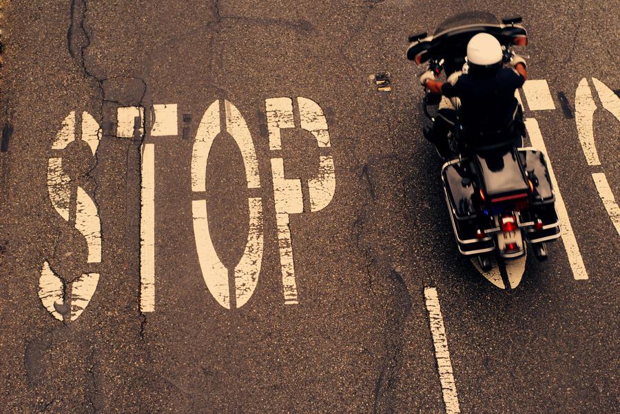 Stop Cop by IamVolchek