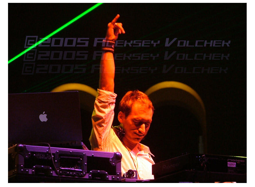 Paul van Dyk 5 by IamVolchek