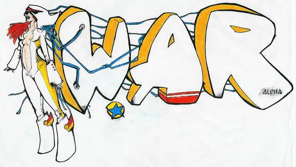 WAR by popkor