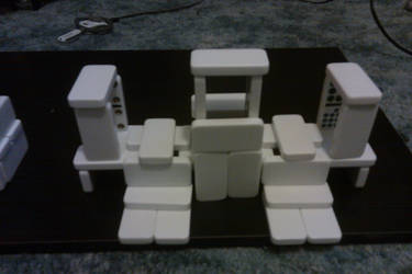 More Dominos by akaderyl