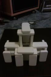 More Dominos 2 by akaderyl