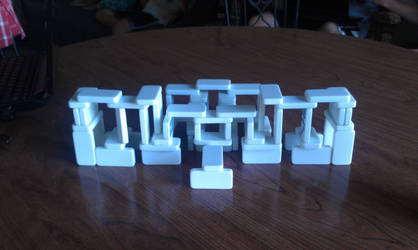 More Dominos 3 by akaderyl