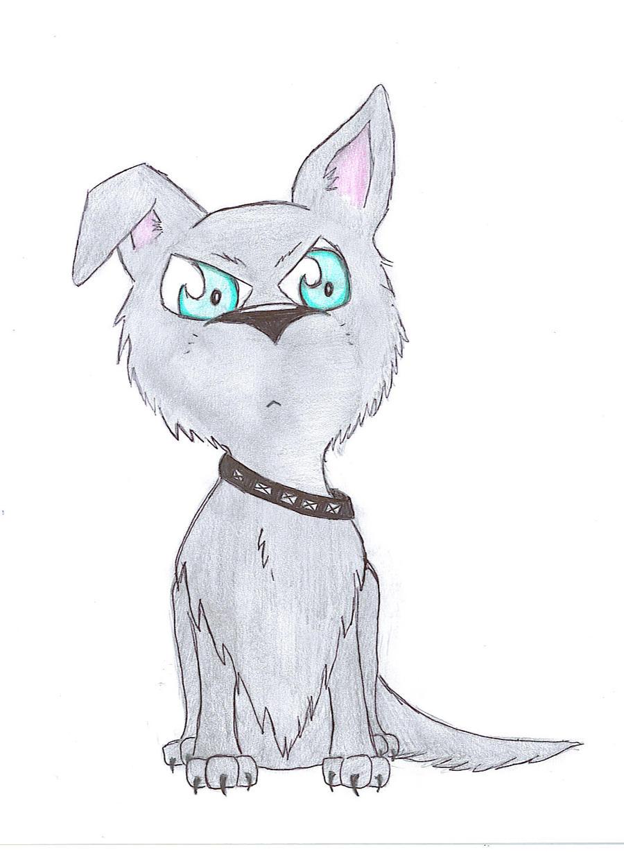 evil dog by pirana666 on DeviantArt