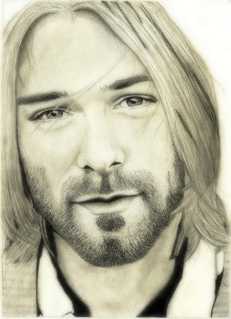 Mr. Cobain by pirana666
