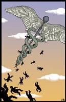 Flight of the Caduceus by Joebot-Recreation