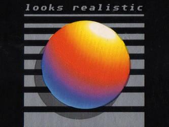 Looks Realistic 2 by Joebot-Recreation