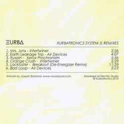 Xurba BACK by Joebot-Recreation