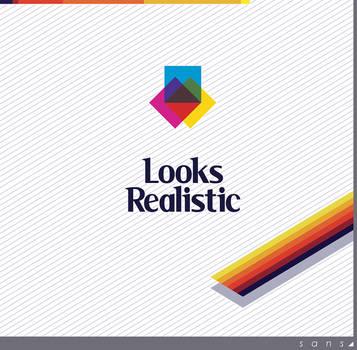 Looks Realistic sans by Joebot-Recreation