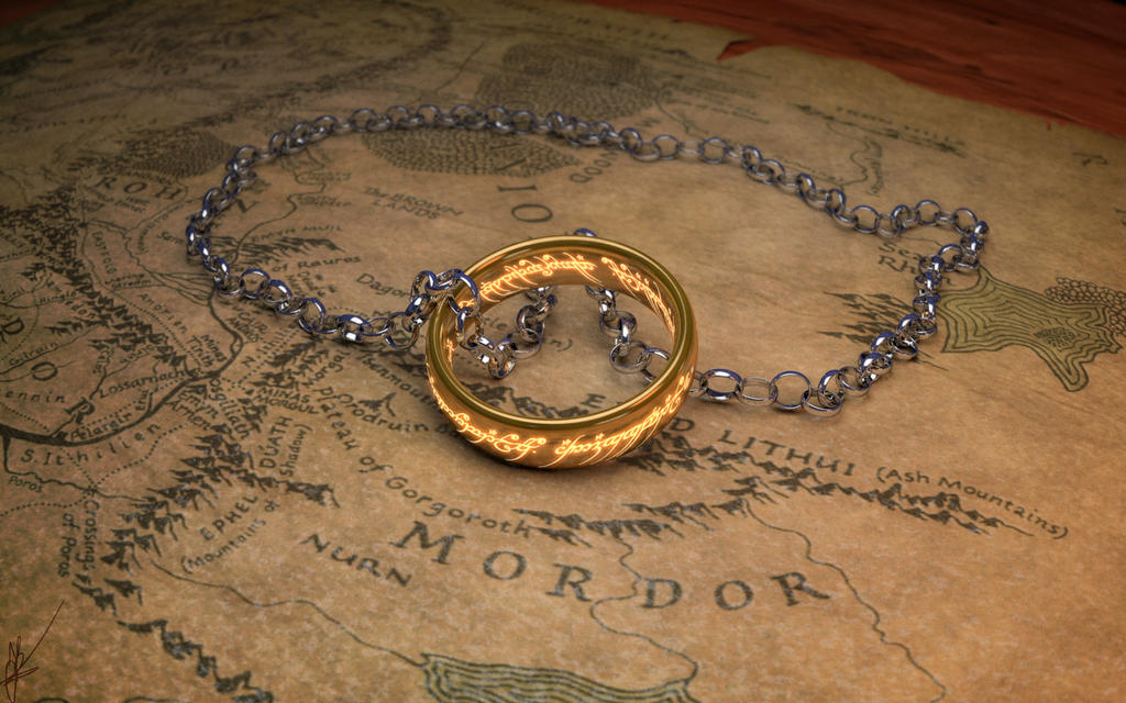 The One Ring by Nieuwus