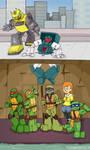 Transformers 30-12, Cowabunga Bot