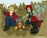 Guardians of the Galaxy- We are groot