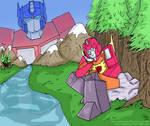 Transformers 30-17- The burden hardest to bear