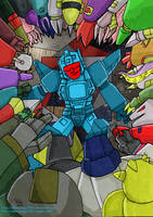 Transformers 30-22, The Nightmare Delusion by Demonology7789