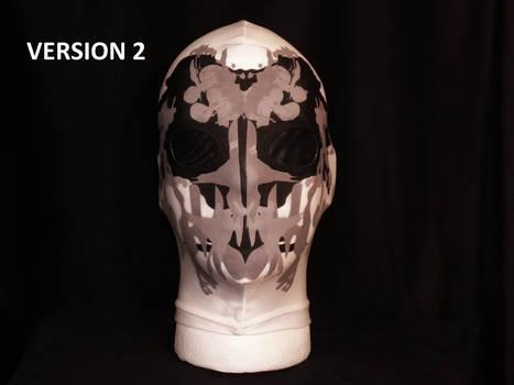 Moving Inkblot Mask Version 2