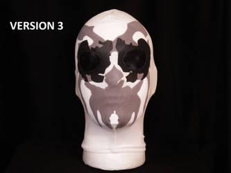 Moving Inkblot Mask Version 3