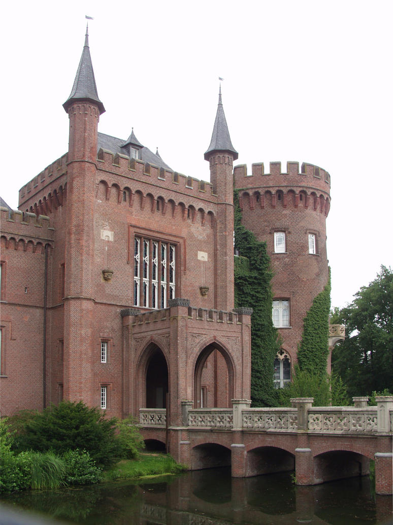 Neogothic Castle By NB Photo