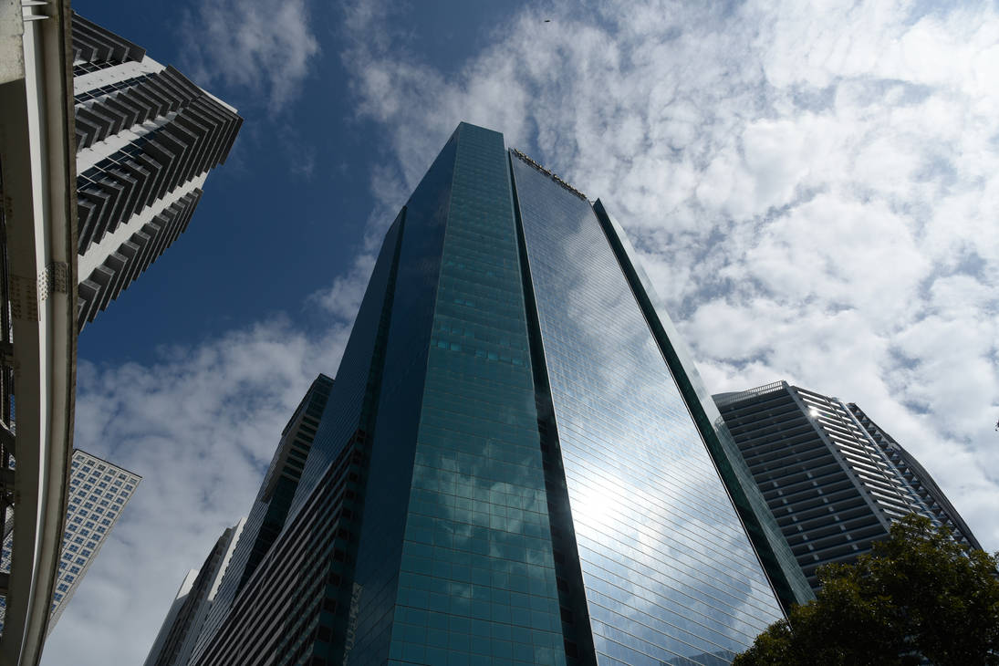 Wells Fargo Tower by NB-Photo