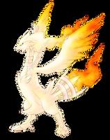Flames by Jinna