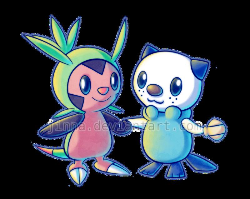 New Friends by Jinna