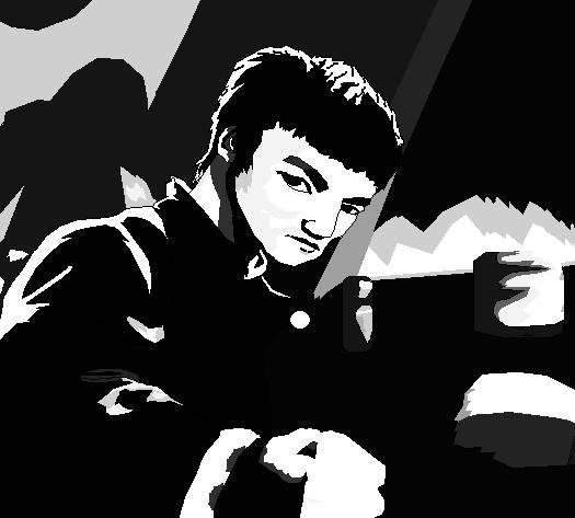 Bruce Lee by d-latt