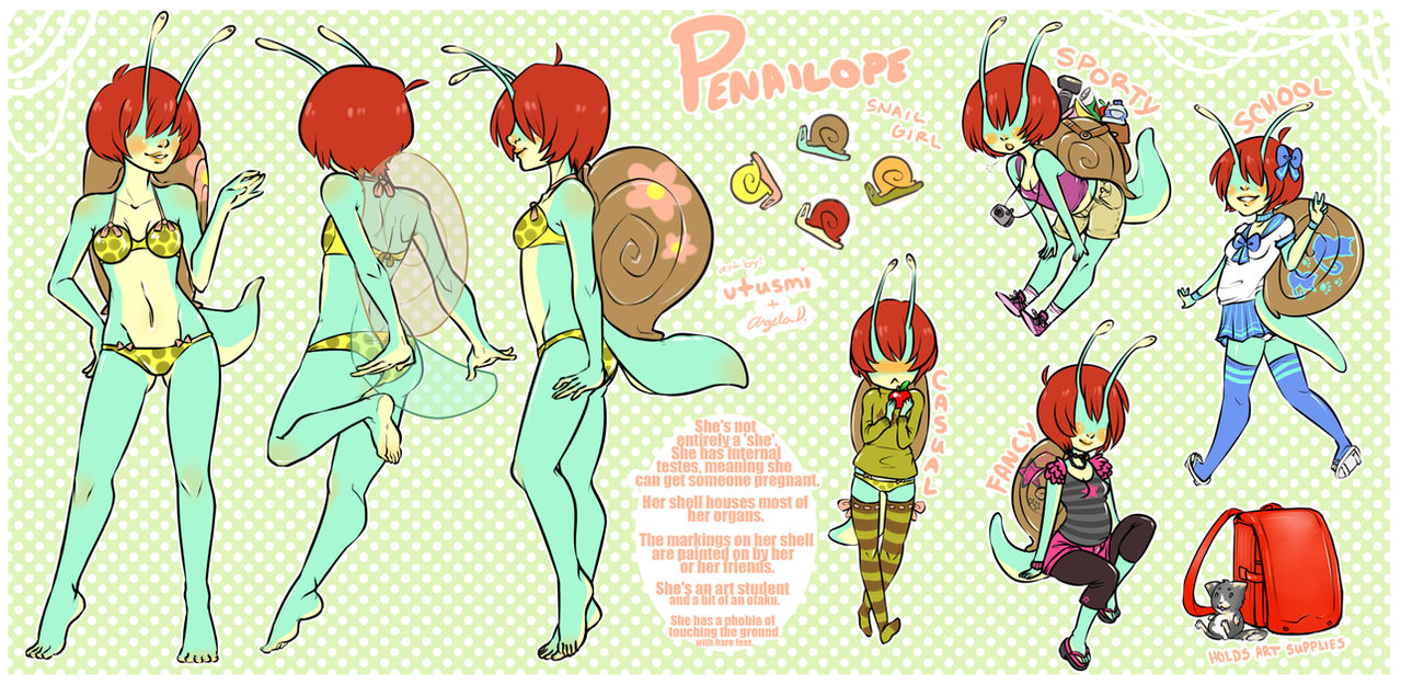 collab: PENAILOPE REF by frogela