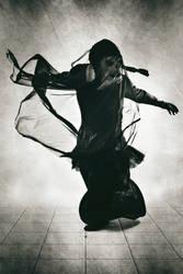 el baile de la dama oscura by SpookyPic