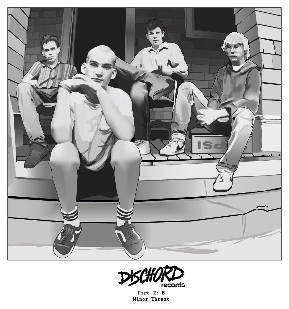 Dischord Records Part 2:b
