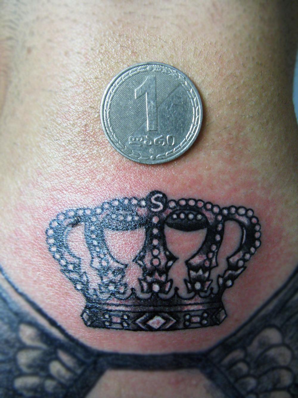 Crown tattoo on tumblr - Queen Crown Tattoos Tumblr