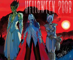 Halloween 2008 by hydek