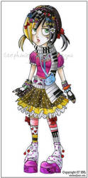 Japanese Fashion: Decora by CasualVillain