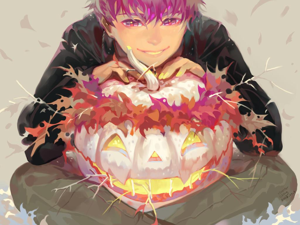 Happy Halloween! by jessicaparadox