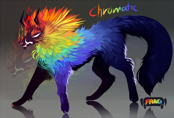 Chromatic - 2018