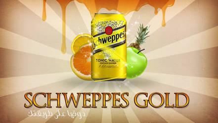 Schweppes Gold New summer