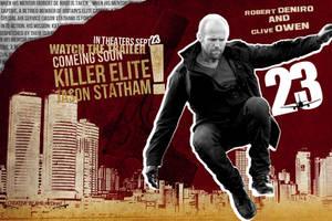 Killer Elite Jason Statham2011