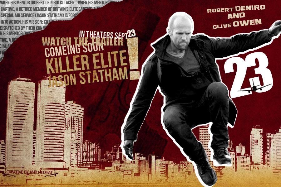 Killer Elite Tour  Atlanta Ga September
