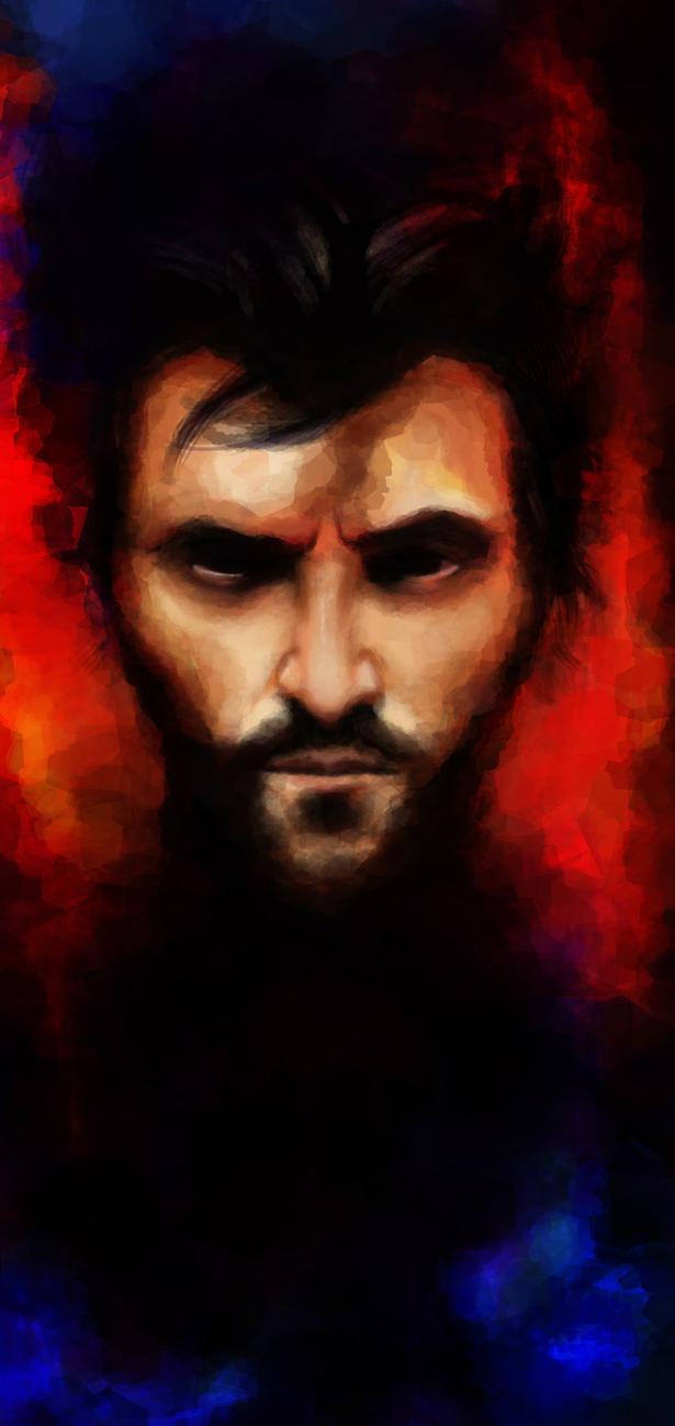 Wolverine by Polkhra