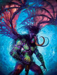 Demon Hunter Illidan