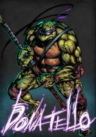Donatello by HeeWonLee
