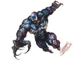Venom by HeeWonLee