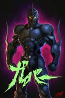 Bio Booster Armor Guyver by HeeWonLee