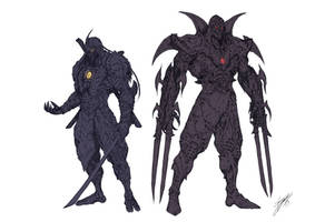 Creature Style Shen And  Zed